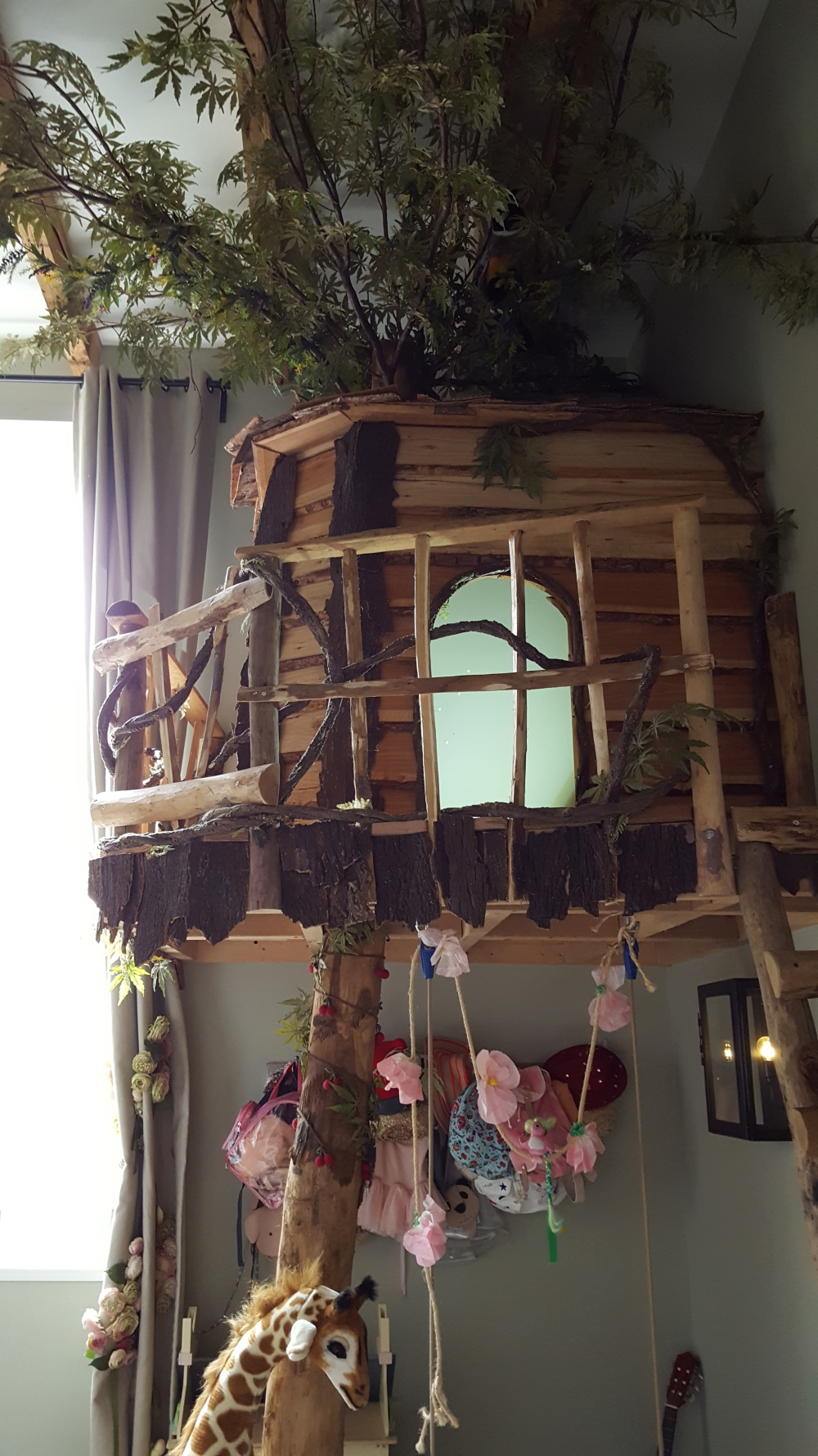 Indoor Treehouse Treehouses Amp Treelounges
